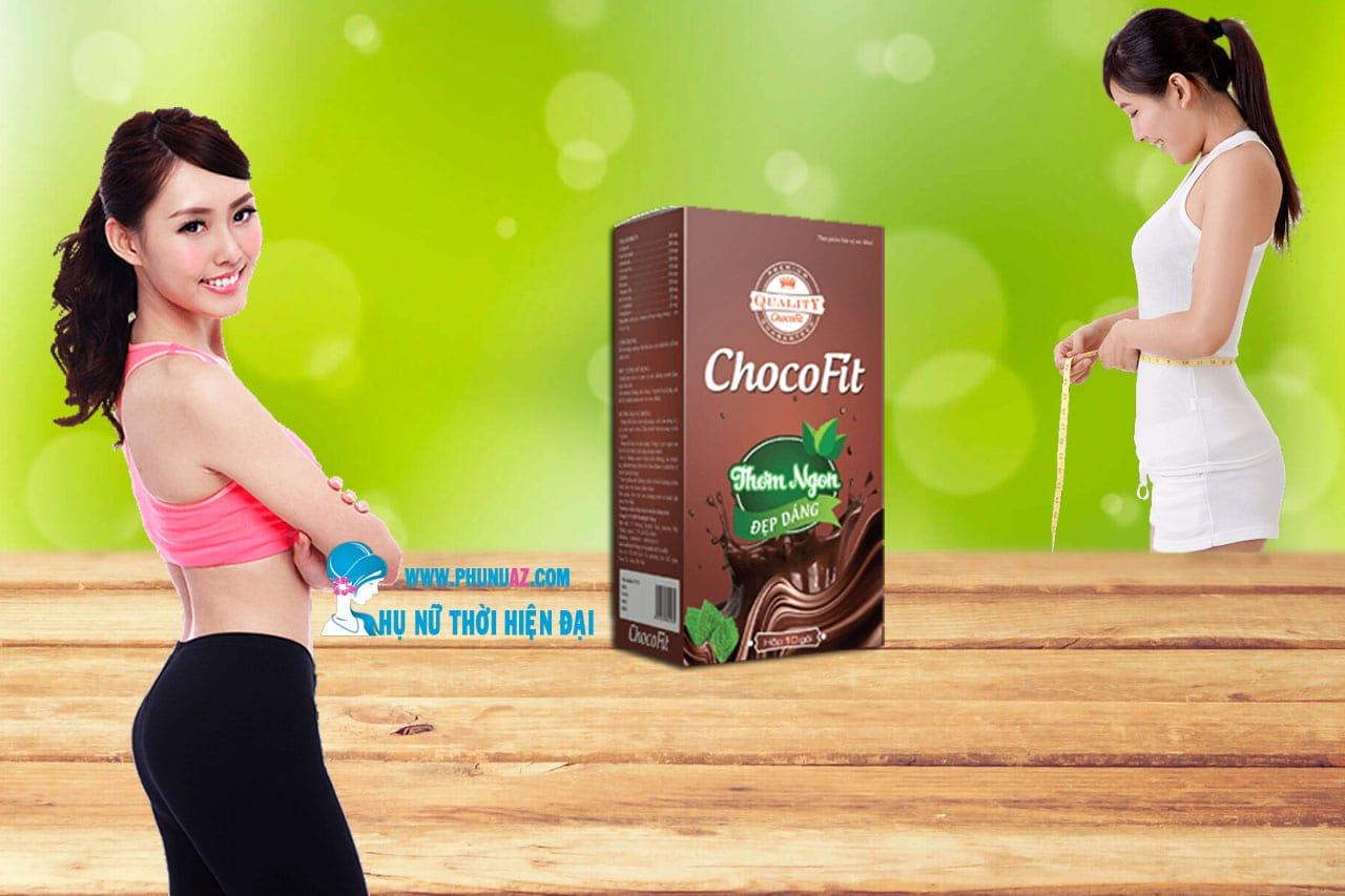 ChocoFit phương pháp giảm cân hiệu quả tự nhiên