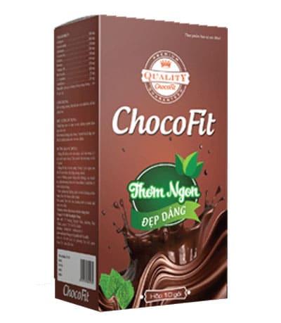 ChocoFit giảm cân hiệu quả tự nhiên