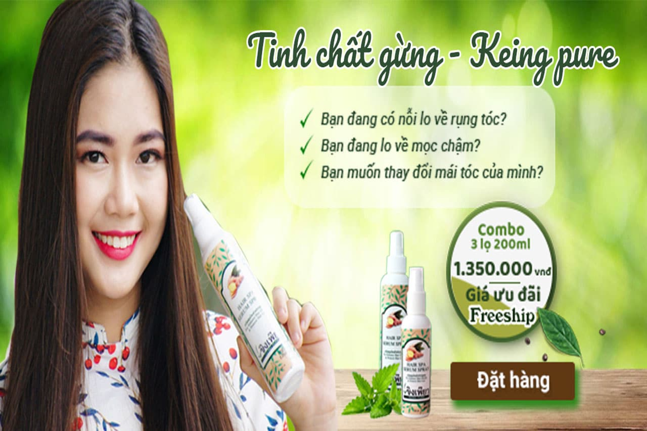 Dưỡng chất keing pure
